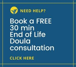 30 min end of life doula consultation